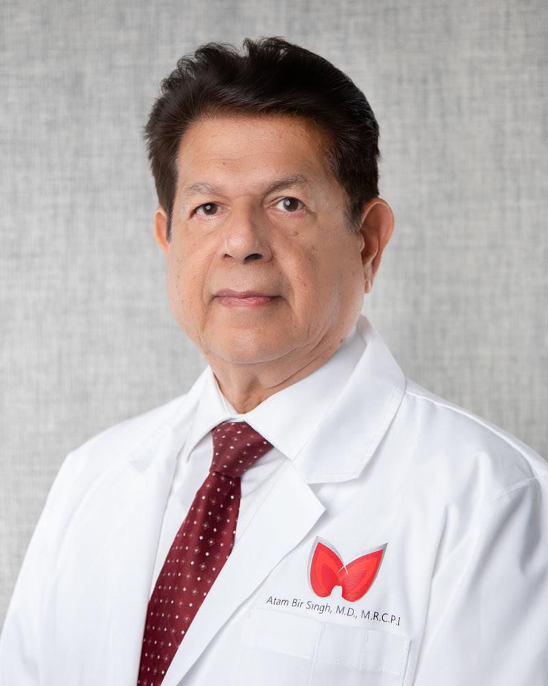 Atam Bir Singh, MD